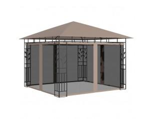 Pavilion cu plasa...