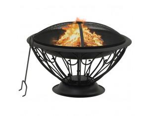 Vatra de foc cu vatrai, 75...