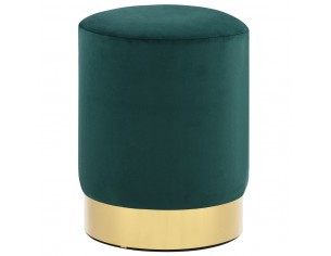 Taburet, verde inchis si...
