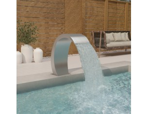 Fantana de piscina cu LED...
