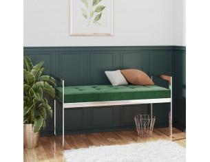 Banca, verde inchis, 97 cm,...