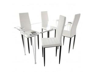 Set 4 scaune de culoare...