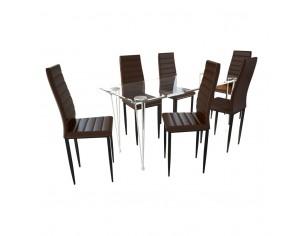 Set 6 scaune de culoare...