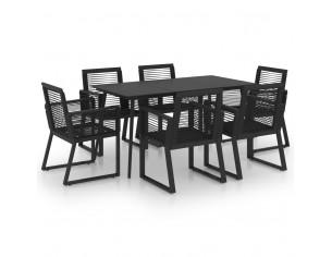 Set mobilier de exterior, 7...