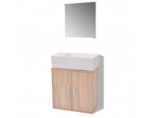 Set mobilier baie format...