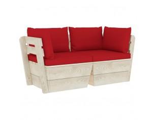 Canapea gradina 2 locuri...