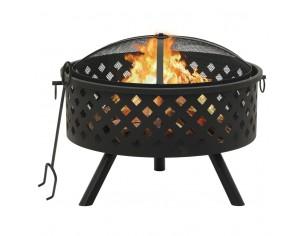 Vatra de foc cu vatrai 68...