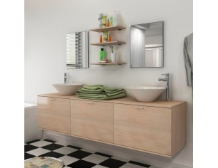 Set mobilier baie 10 piese...