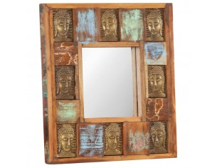 Oglinda placare Buddha, 50...