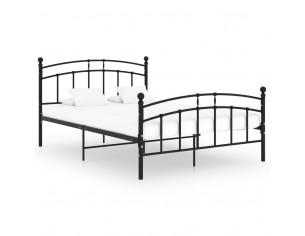 Cadru de pat, negru, 200 x...