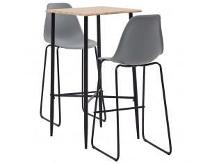 Set mobilier de bar, 3...