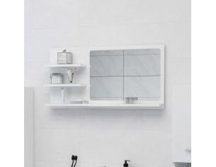 Oglinda de baie, alb...