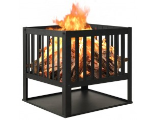 Vatra de foc, 40x40x40 cm,...