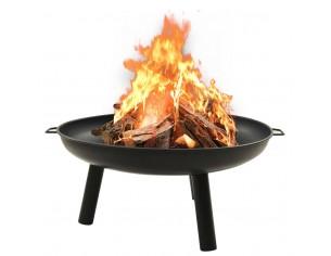 Vatra de foc, 91x81,5x40...