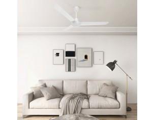 Ventilator de tavan, alb,...