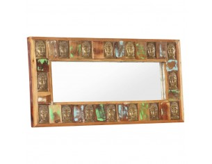 Oglinda cu placare Buddha,...