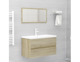 Set mobilier baie, 2 piese,...