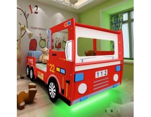 Pat pentru copii, LED,...