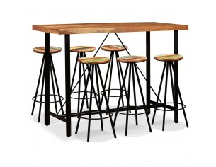 Set mobilier bar 7 piese...