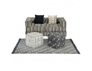 Set canapea modulara, 9...