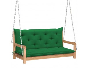 Balansoar cu perna verde,...
