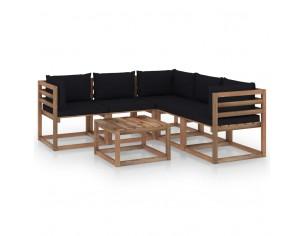 Set mobilier gradina, perne...