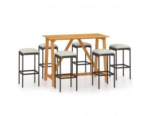 Set mobilier de bar de...