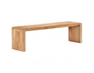 Banca, 160x38x45 cm, lemn...