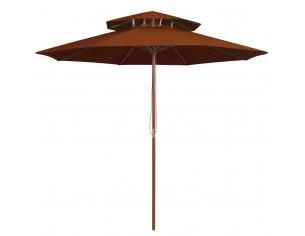 Umbrela de soare dubla,...