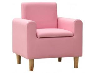 Canapea pentru copii, roz,...