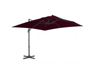 Umbrela in consola cu stalp...