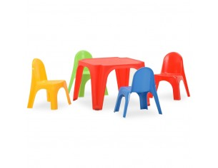 Set pentru copii cu masa si...
