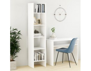 Biblioteca, alb, 40x35x180...