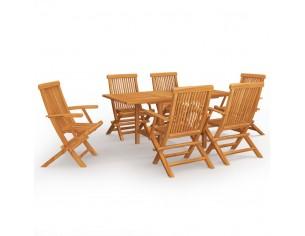 Set mobilier gradina, 7...