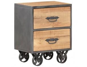 Noptiera, 40x30x51 cm, lemn...