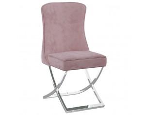 Scaun sufragerie, roz,...