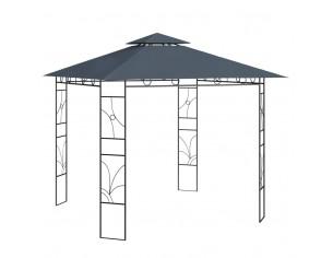 Pavilion, antracit, 3x3x2,7...