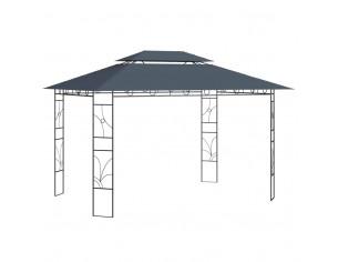 Pavilion, antracit, 4x3x2,7...
