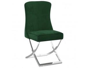 Scaun sufragerie verde...