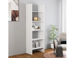 Biblioteca, alb, 60x35x180...
