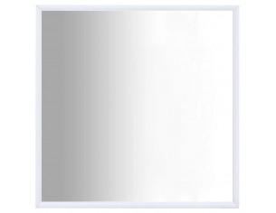 Oglinda, alb, 50x50 cm