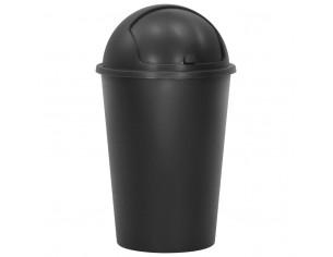 Cos de gunoi single, negru,...