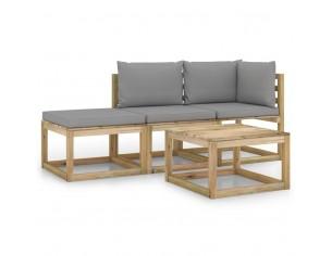 Set mobilier de gradina, 4...