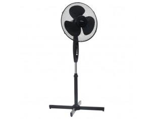 Ventilator vertical, negru,...