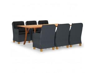 Set mobilier de gradina, 7...