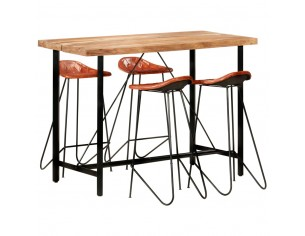Set mobilier bar 5 piese...