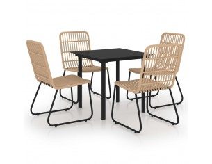 Set mobilier de exterior, 5...
