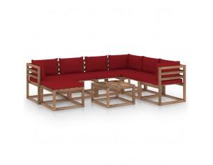 Set mobilier de gradina, cu...