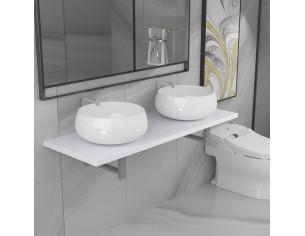 Set mobilier de baie din...