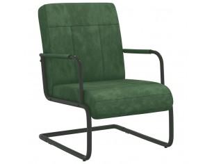 Scaun tip consola, verde...